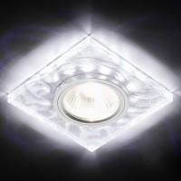 Квадратный точечный светильник от компании Амбрелла
